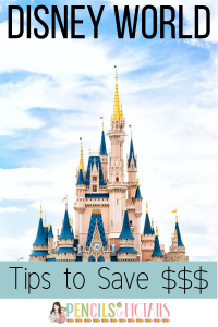 Disney World Budget Tips