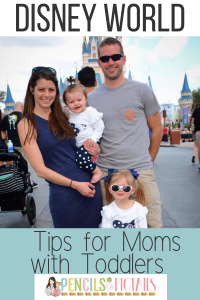 Disney World Tips for Moms with Toddlers and Babies