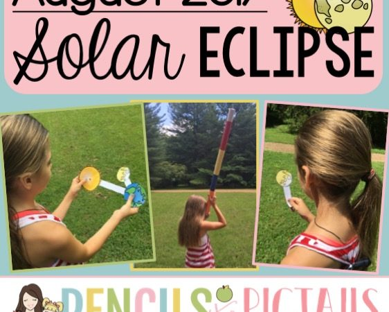 Solar Eclipse – Activities, Viewers, Writing Prompts, Party Ideas, & MORE!
