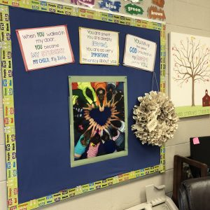 Free Love Letter to Organize Bulletin Board