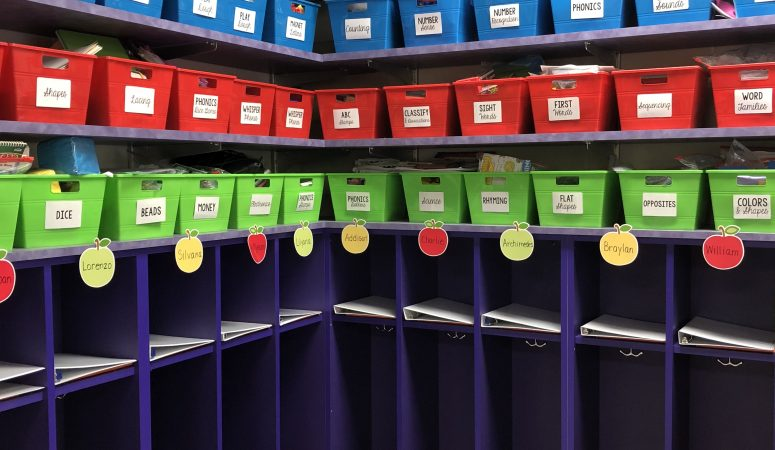 Classroom Tour – Easy Ways to Organize Your Classroom