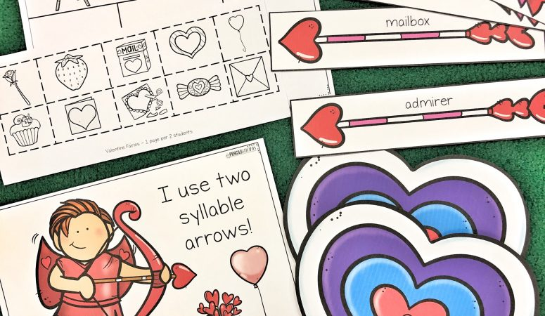 Valentine's Day in the Classroom – New Product & 2 Freebies!