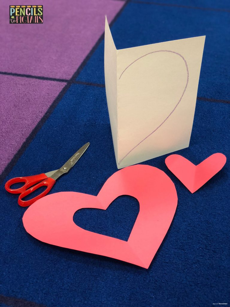 Valentine Heart Hook Activity
