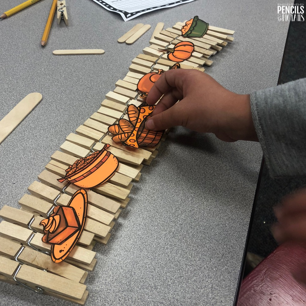 Thanksgiving Dinner Table STEM Project