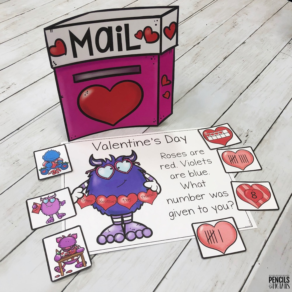 Pick a Card Games for Valentine's Day