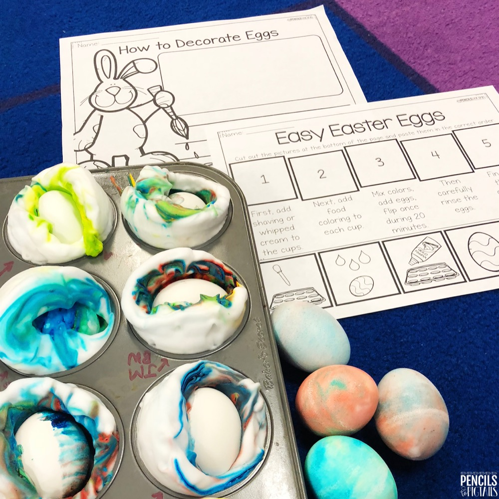 Easter Activities and Freebies