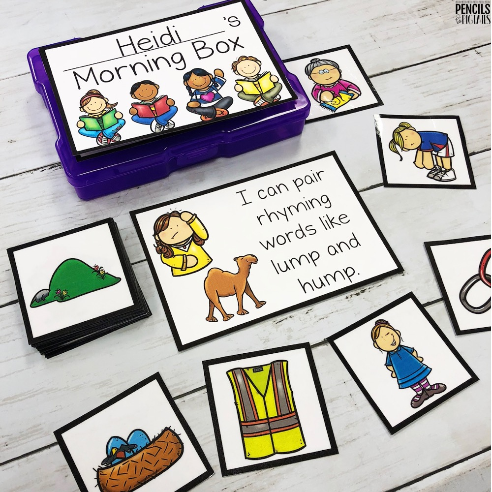 Differentiated Task Box