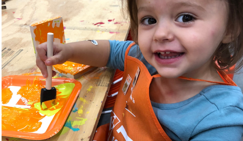 Home Depot Kids Workshops – An Unbiased Review