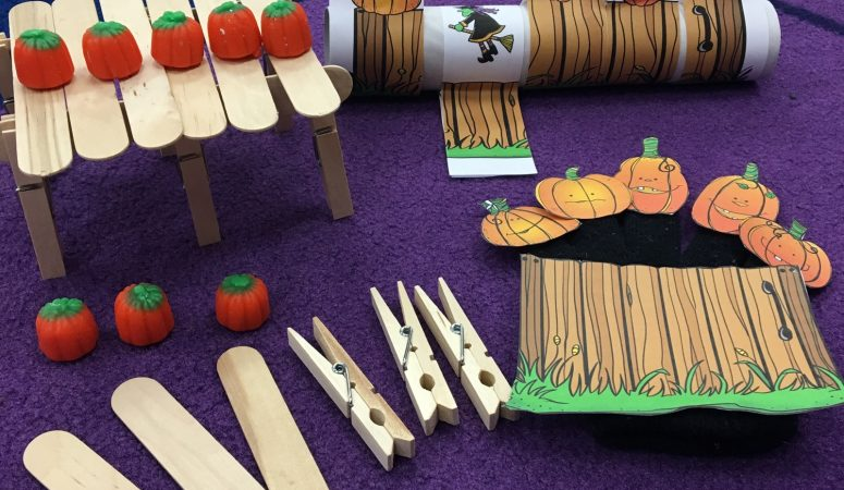 5 Little Pumpkins – STEM, ELA, Crafts, Math, & More!