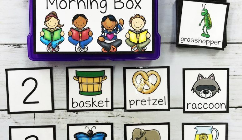Differentiated Task Boxes to End Trips to the Copier